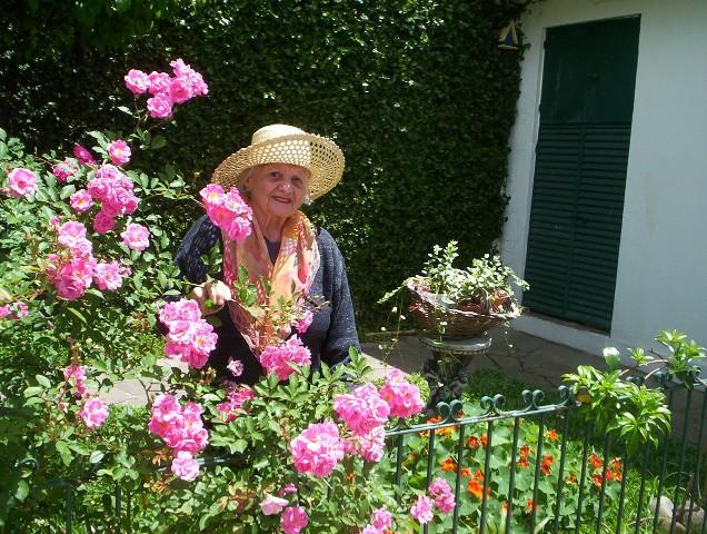 Mãe Flor Divina!
