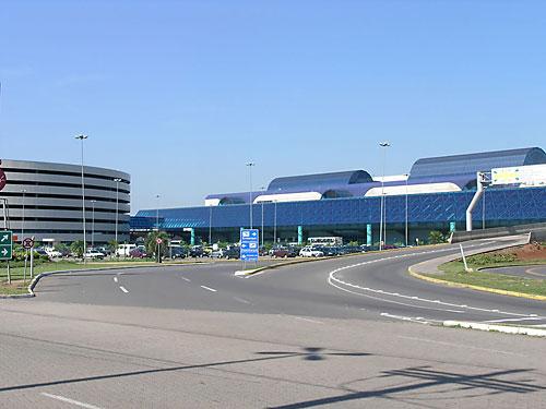 Aeroporto Internacional Salgado Filho Porto Alegre Rs Brasil : Inicial atividades porto